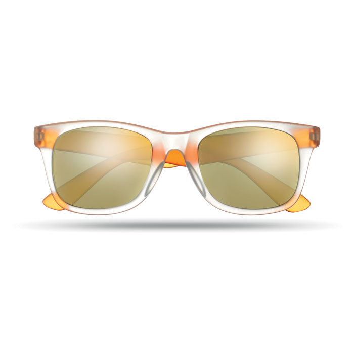 MO8652-10 -  Lustrzane okulary przeciwsłon - AMERICA TOUCH - 1