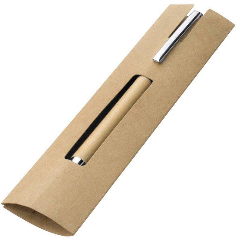 """EG189201 - Drewniany długopis """"Heywood"""" - 2"""