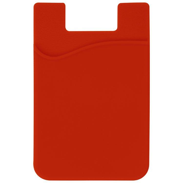 EG286405 - Silikonowy pokrowiec na kartę do smartfona - 2