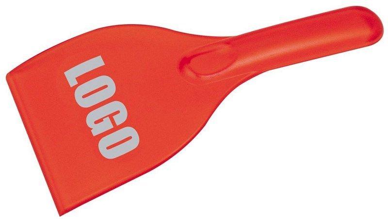 """EG901205 - Plastikowa skrobaczka do szyb """"Hull"""" - 1"""