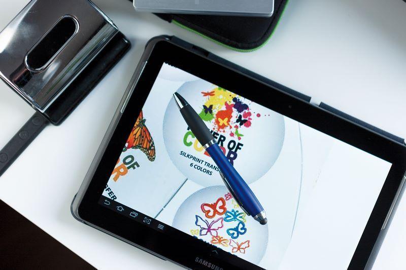 56-1102020 - Długopis Sway - Touch Pen  - 2