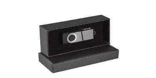 PDslim-60 - Pendrive PDslim-60  - Solidna pamięć typu slim - 2