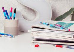 schneider długopisy